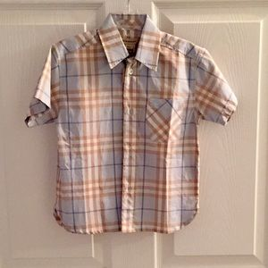 NWT Burberry dress shirt 2Y little boys
